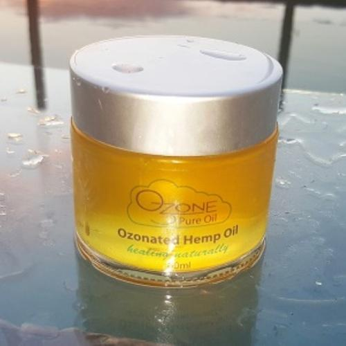 Ozonated Organic Hands & Heels - Barrier Oil