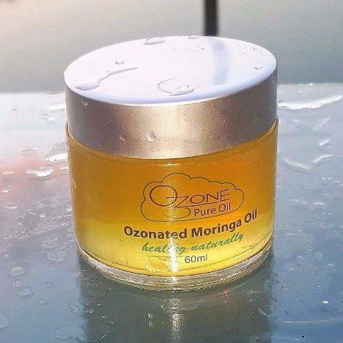 Ozonated Organic Moringa Beauty Oil