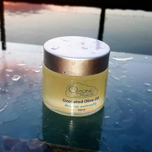 Ozonated Organic Olive Oil