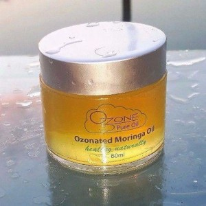 Ozonated Organic Moringa Oil